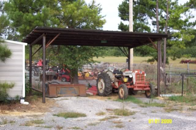 Metal solutions metal fabrication repair company for How to build a tractor shed